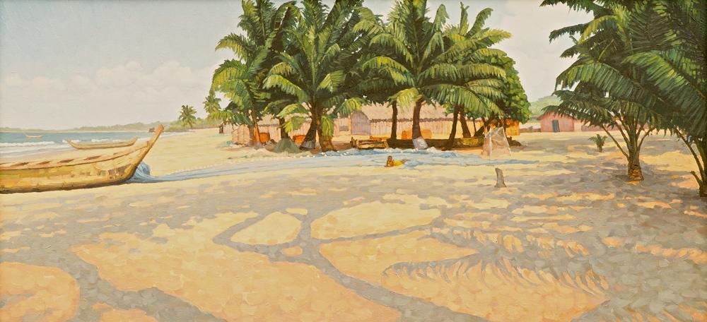 Aketekye Village