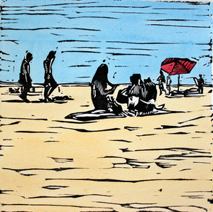 Mark Rowden - Day At The Beach