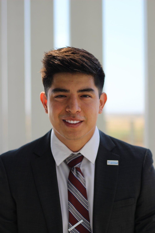 David Orozco: Vice President of Communications