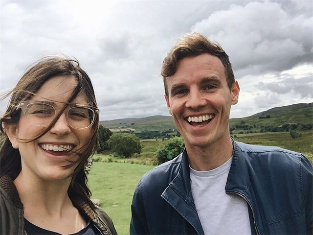 Windy lunch break at our beloved @tebayservices on our way to the aptly named Isle of Lewis in the Outer Hebrides for @hebcelt - we play the Islands stage tomorrow at 5:15!