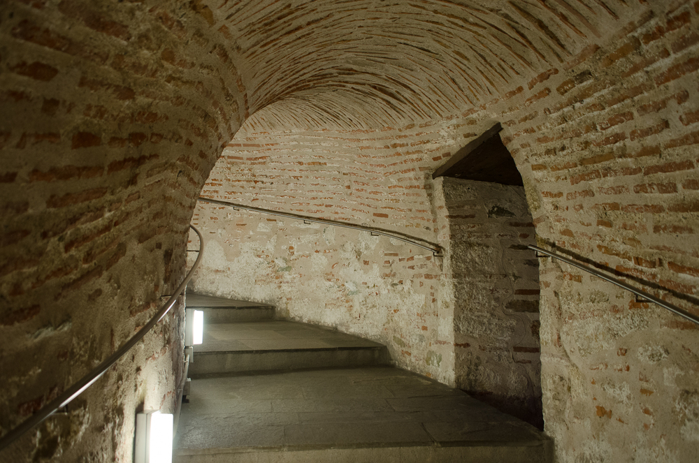 White Tower Interior