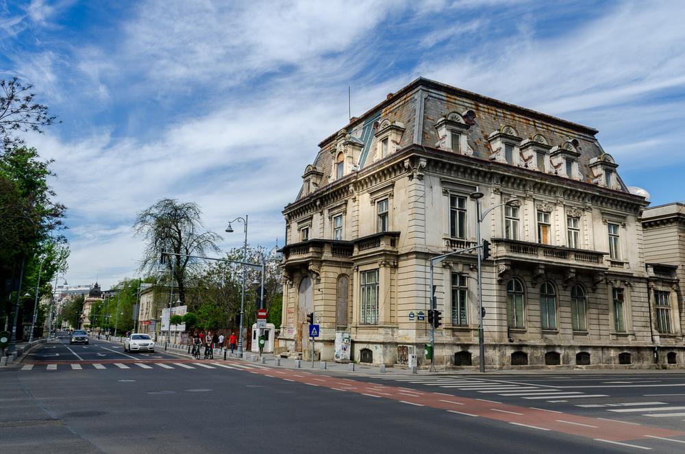 Casa Cesianu (fosta Legație germană)