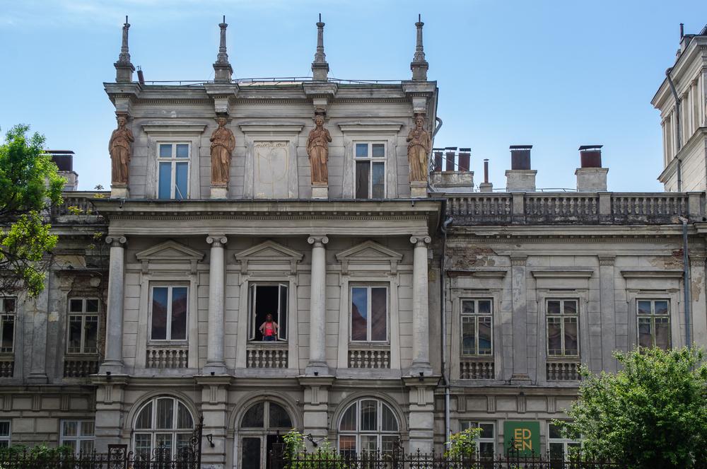 Palatul Știrbei