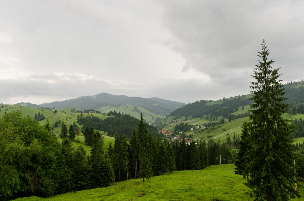 Vedere asupra Moldovei