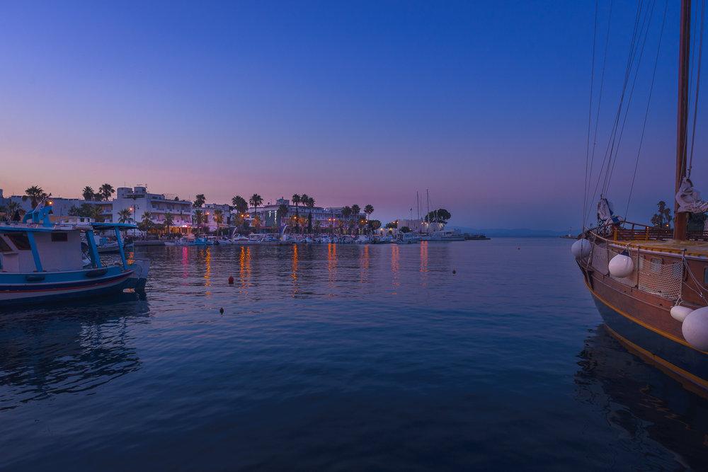 Portul din Kos