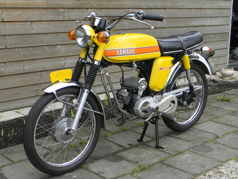 Yamaha FS1 378-10 Yamaha Fs1