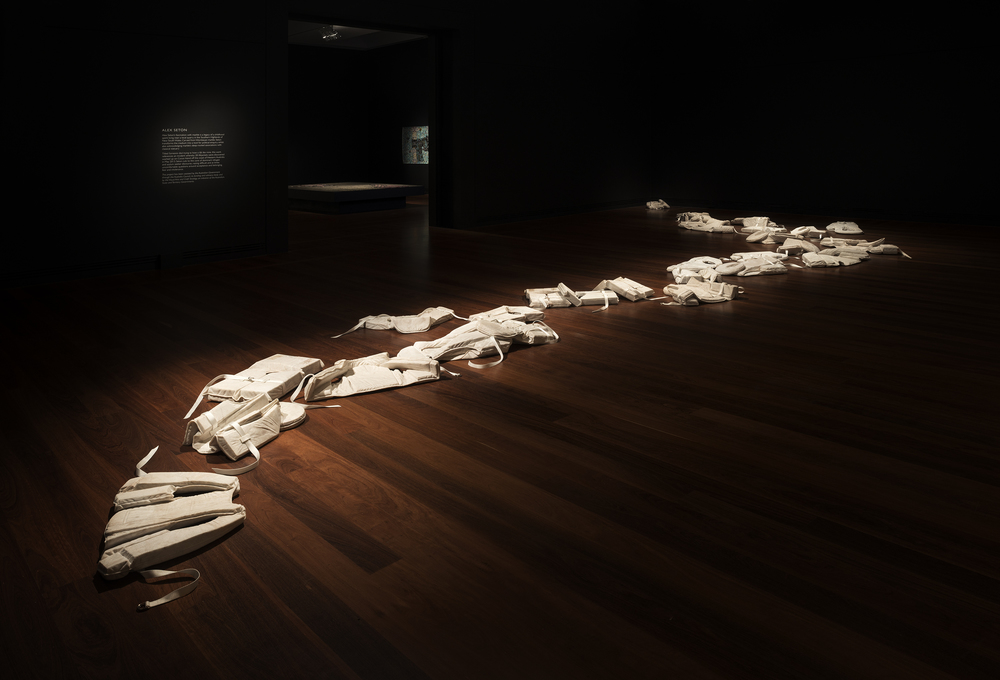 Dark Heart, 2014 Adelaide Biennial, Art Gallery of South Australia, 1 March - 11 May 2014