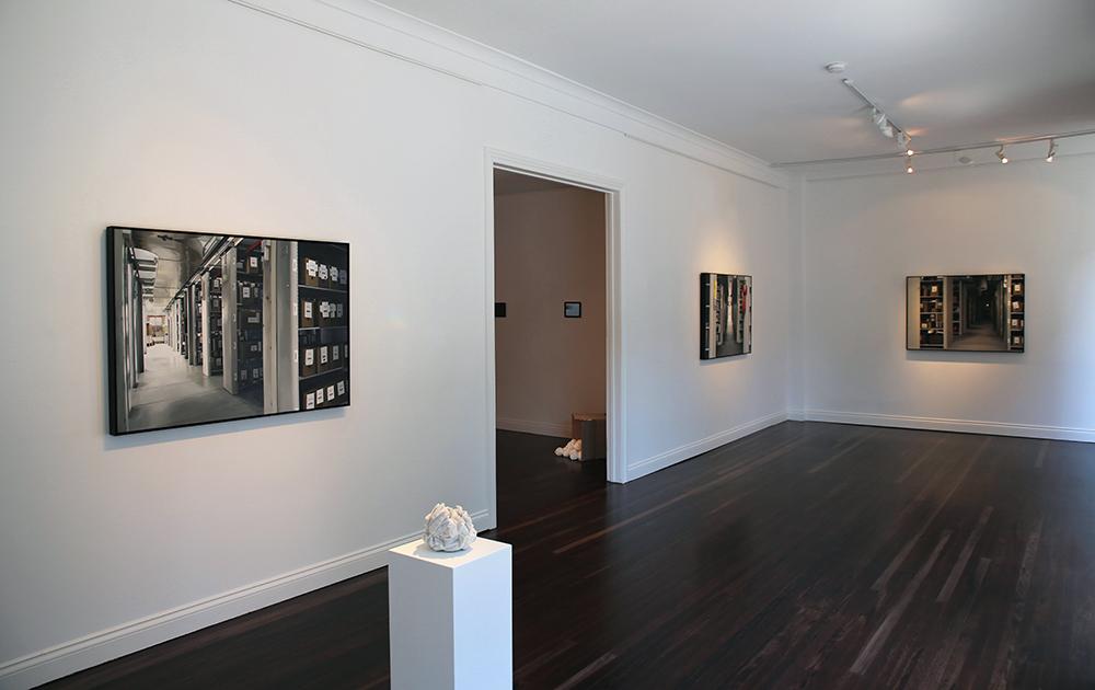 Lossless, Jan Murphy Gallery, Brisbane, 29 October - 16 November 2013 (installation view)