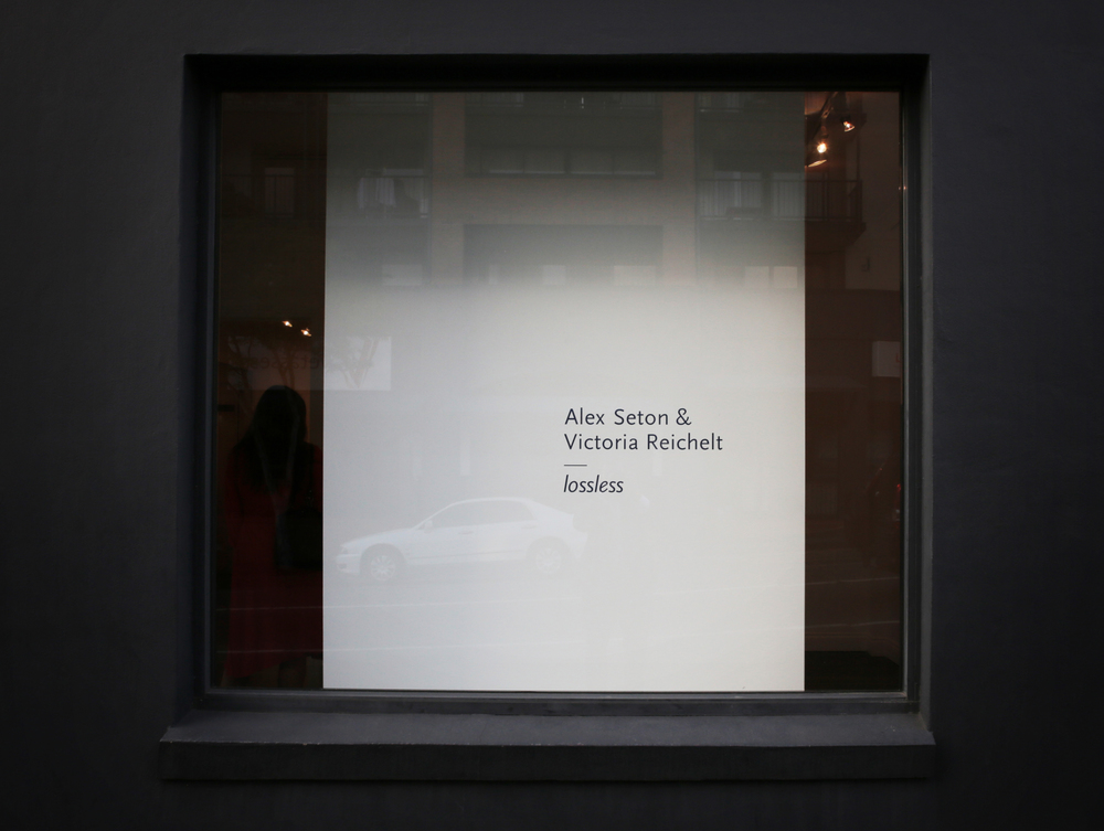 Lossless, Jan Murphy Gallery, Brisbane, 29 October - 16 November 2013