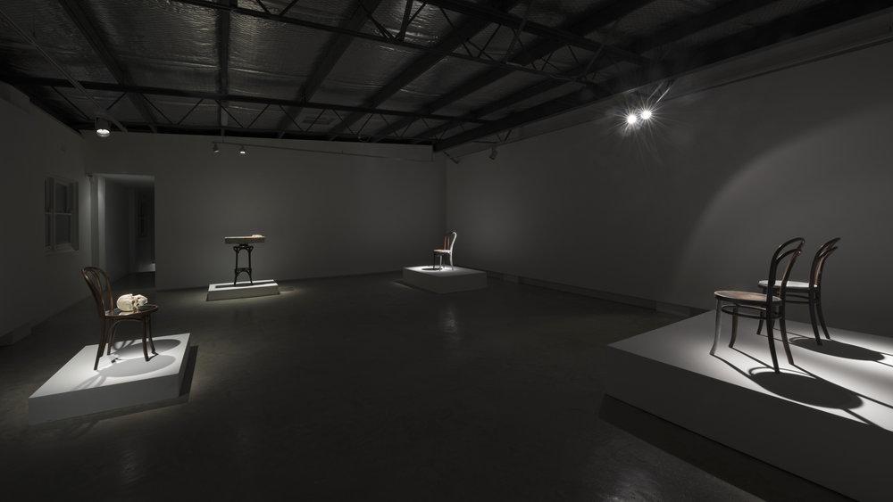 Monument  2017, installation view, Sullivan + Strumpf, Sydney
