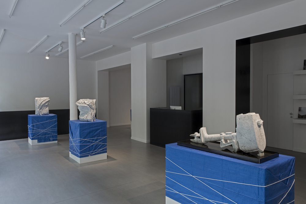 The Journey,  Galerie Paris Beijing, 10 September - 31 October 2015 (installation view)