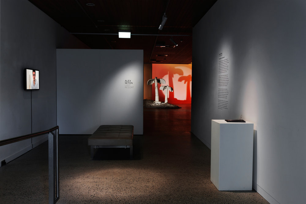 Last Resort   McClelland Gallery and Sculpture Park  16 November 2014 - 18 February 2015