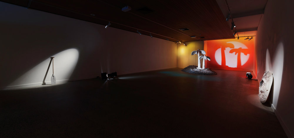 Last Resort,  McClelland Gallery and Sculpture Park, 16 November 2014 - 18 February 2015 (installation view)