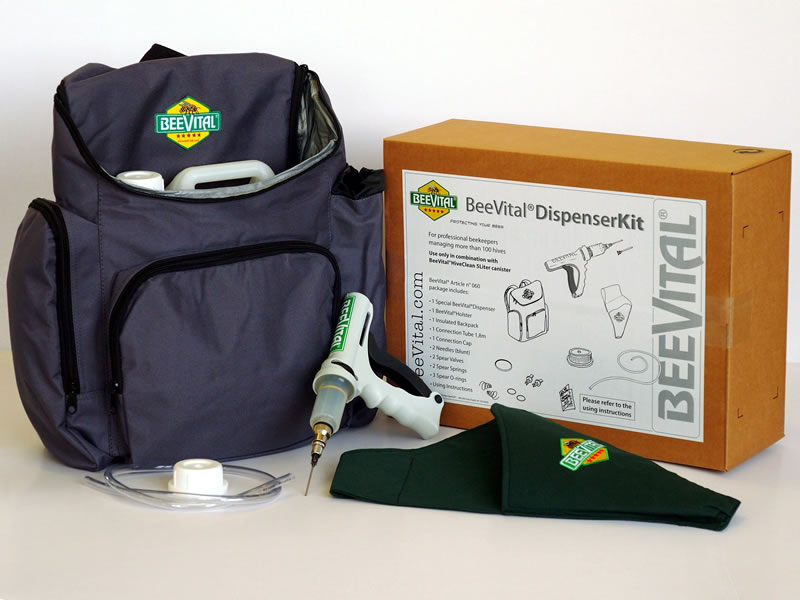 BeeVital Special Dispenser Kit