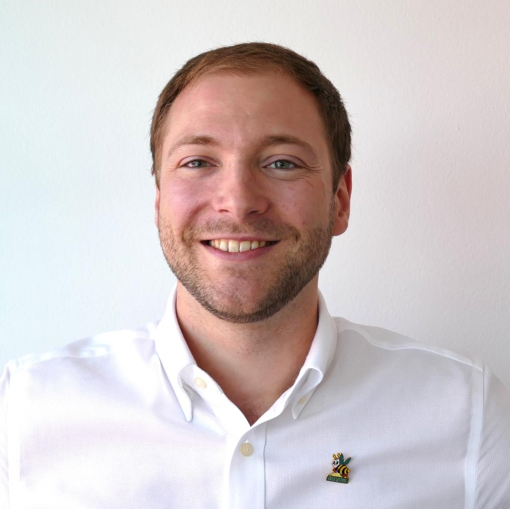 Dipl.-Ing. Dominik N. Hohl CEO BeeVital GmbH
