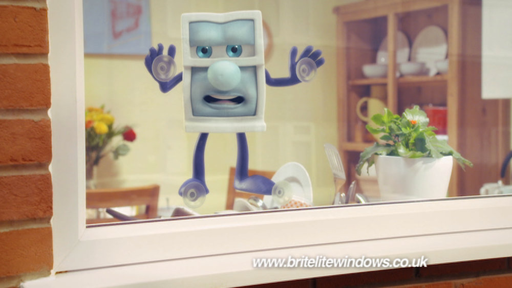 """Britelite 30"""" TV Commercial"""