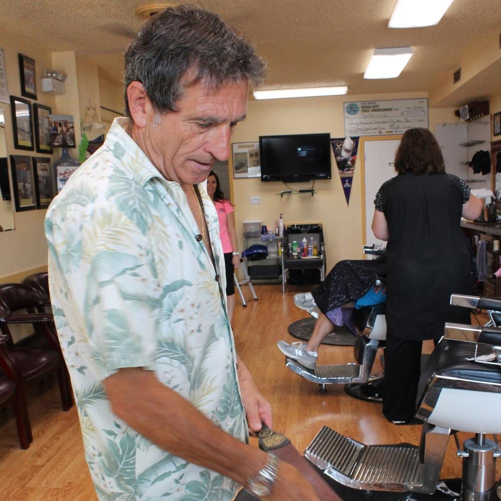 Giuseppe Biancaniello - Master Barber