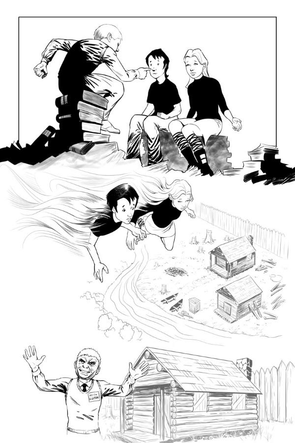 Nain Rouge page 43