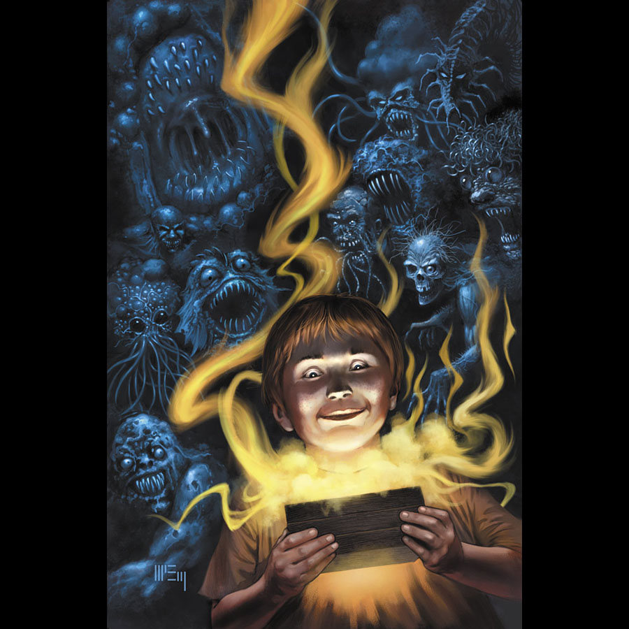 Cthugha Arkham Horror Lovecraft Mythos — M...