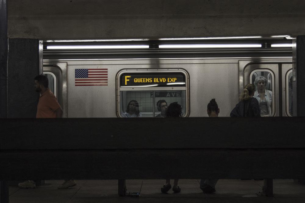 2nd Avenue - F/M