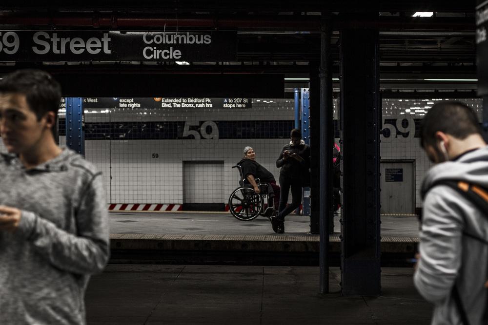 59th Street Columbus Circle - A/C/B/D