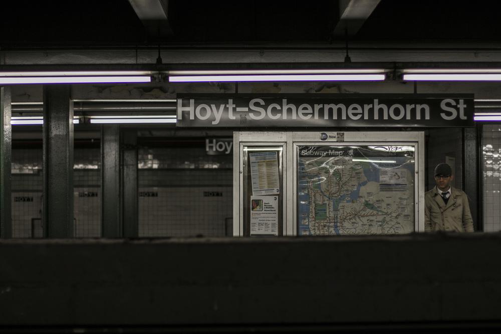 Hoyt & Schermerhorn Streets - A/C/G