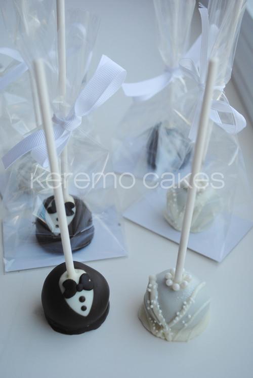 Cake Pop Favors Keremo Cakes