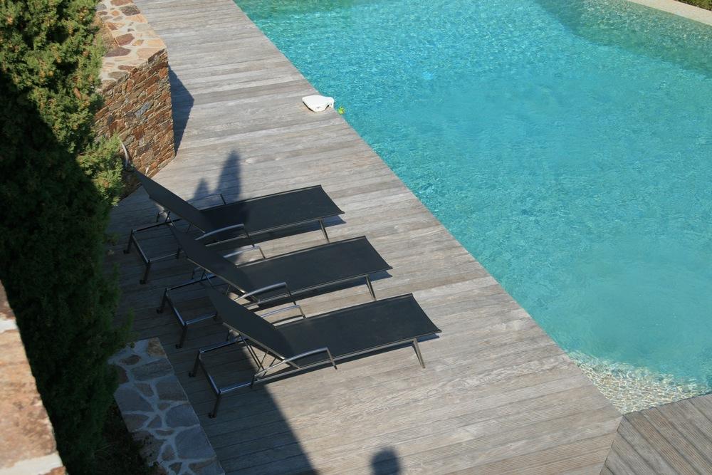 transat de piscine design transat design ellipse sable with transat de piscine design cheap. Black Bedroom Furniture Sets. Home Design Ideas