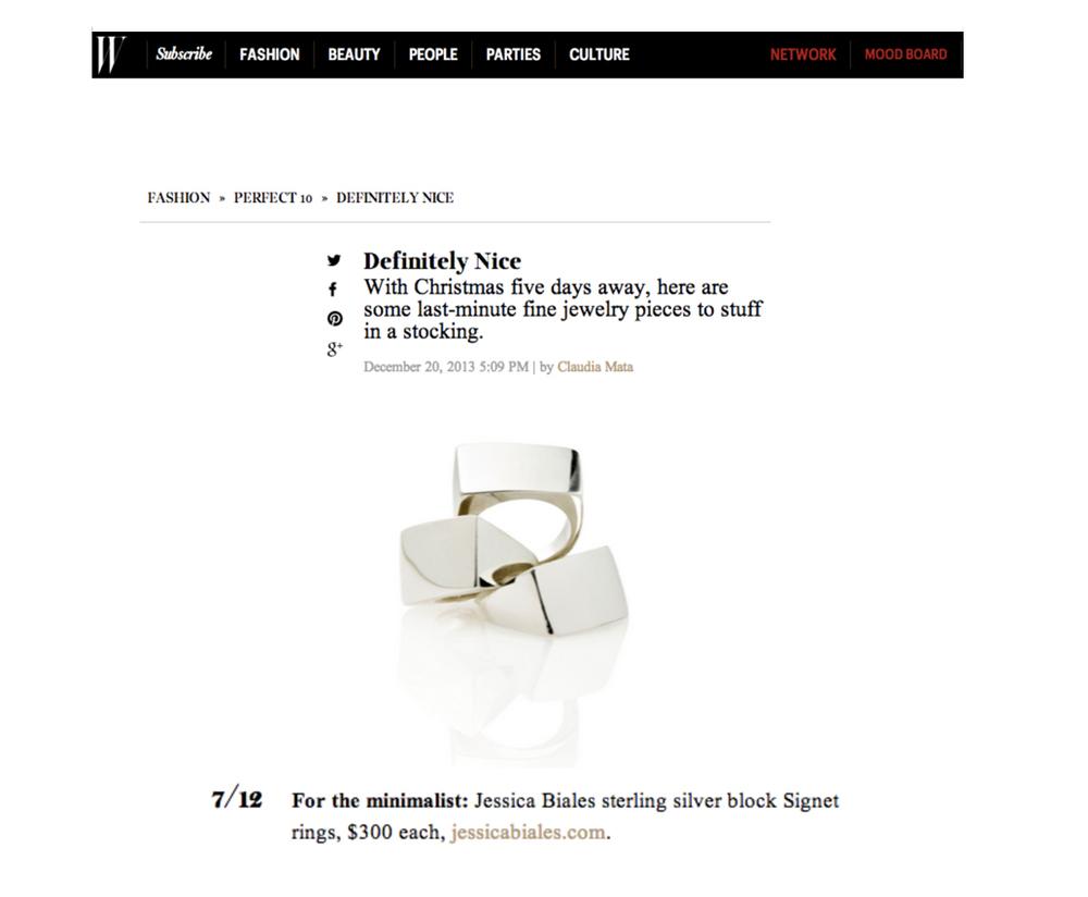 W Mag Online Dec 13