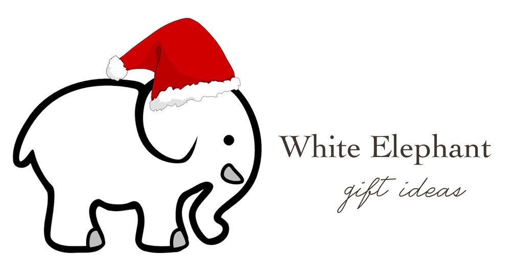 8 White Elephant Gift Ideas — Lipstick & Limes White Elephant Christmas