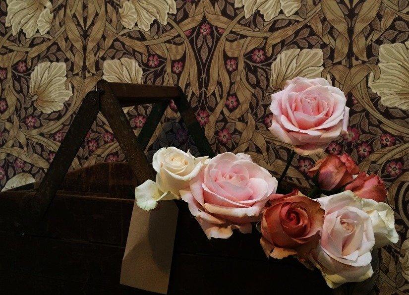 AESME Blog | william morris and roses
