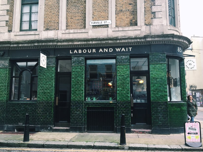 AESME Blog | labour and wait