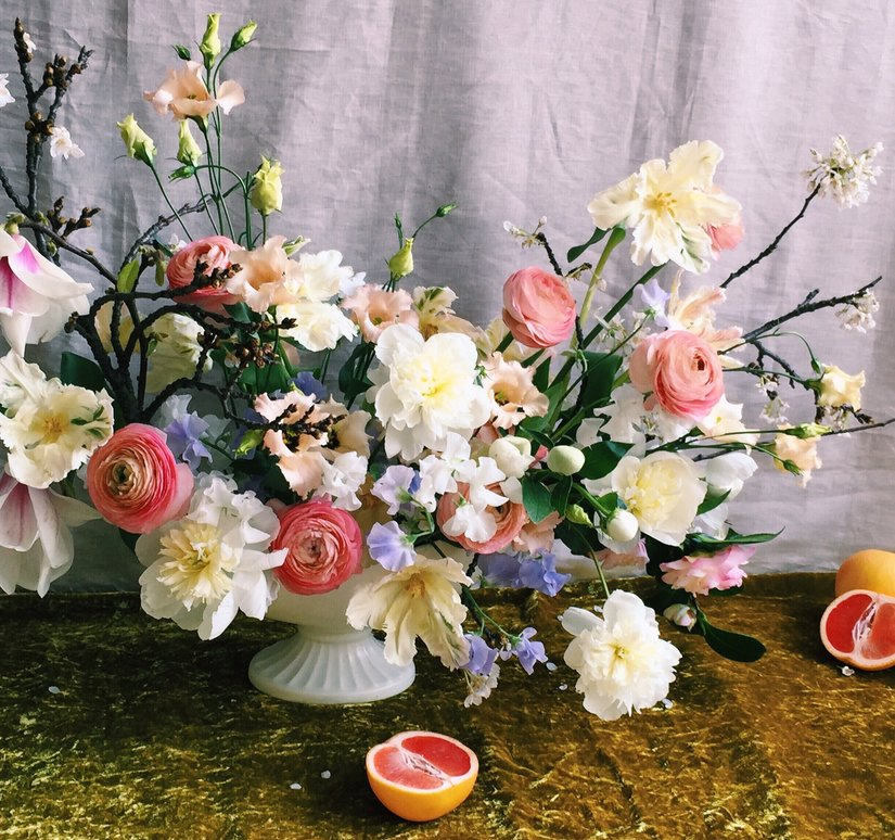 AESME Blog | spring floral arrangement