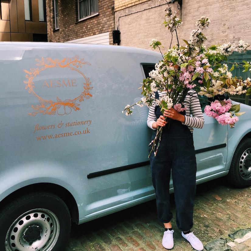 AESME Blog | cherry and pear blossom
