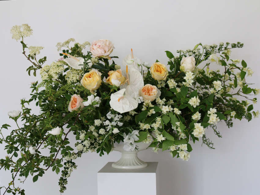 AESME blog | wedding flowers