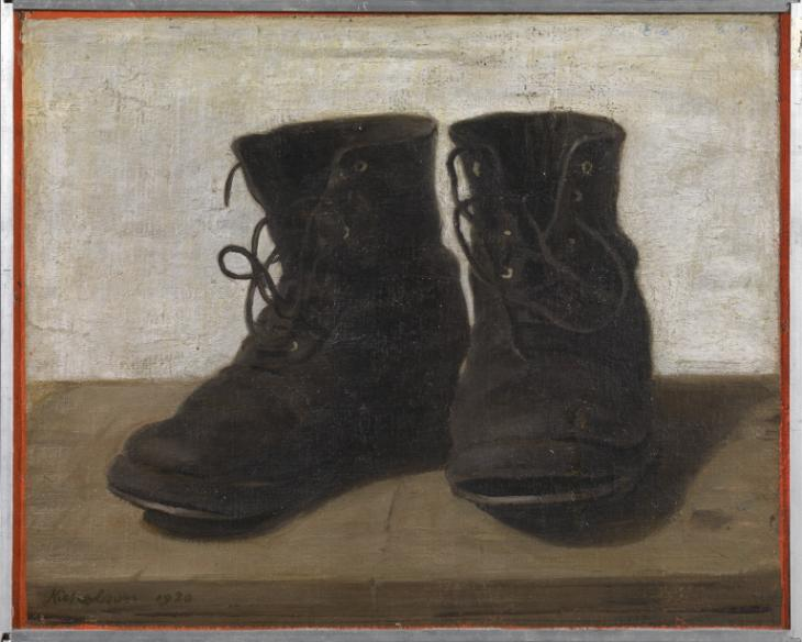 William Nicholson, Miss Jekyll's Gardening Boots