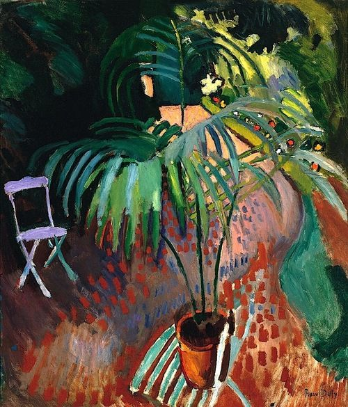 Raoul Dufy, The Little Palm Tree (1905)