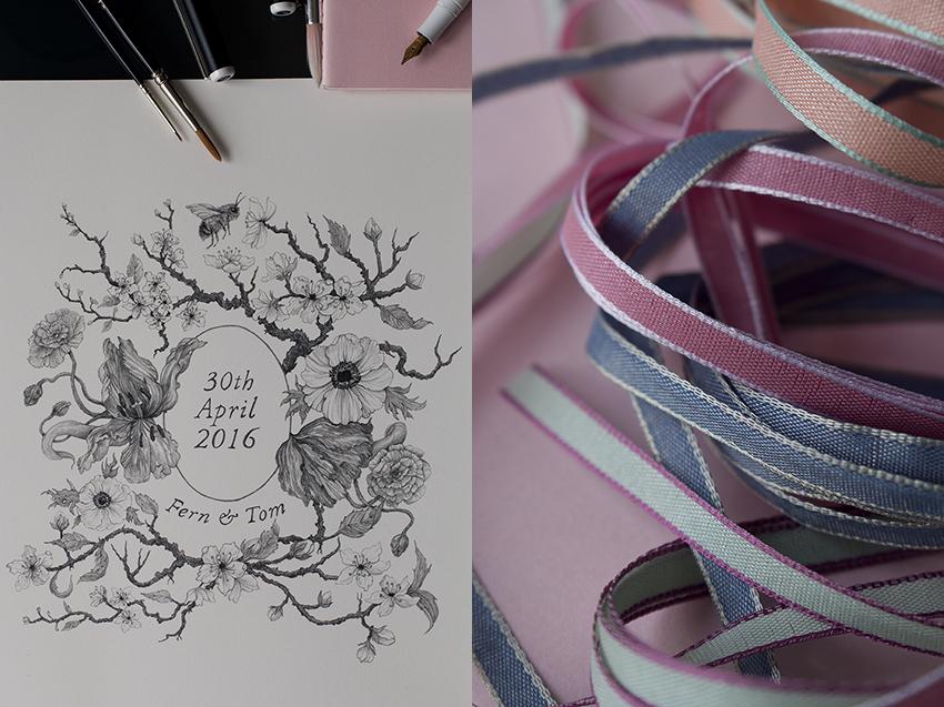 AESME blog | floral wedding crest.jpg
