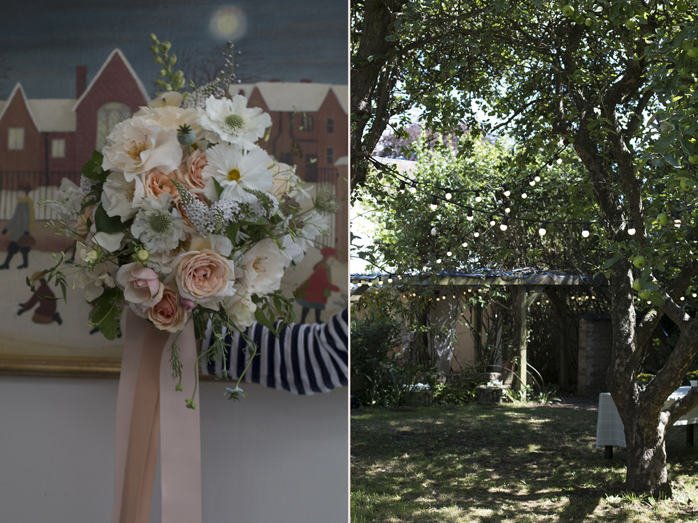 Oxford wedding flowers | Aesme Flowers