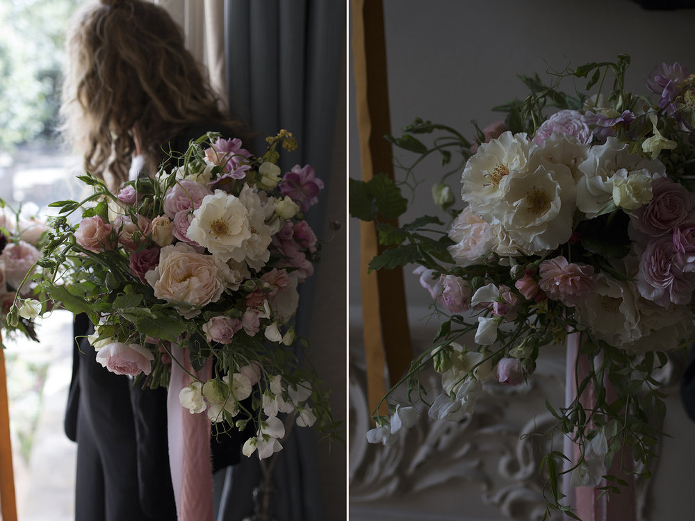 Morden Hall Wedding Flowers | Photo by Aesme Flowers