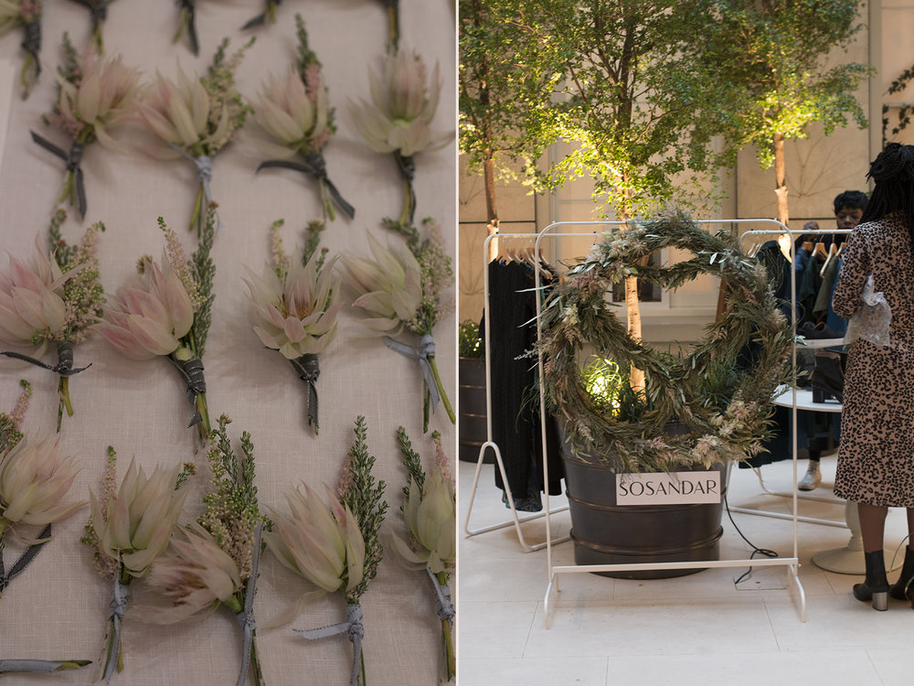 Sosandar Press Event at Spring, Somerset House | Photo by Aesme Flowers