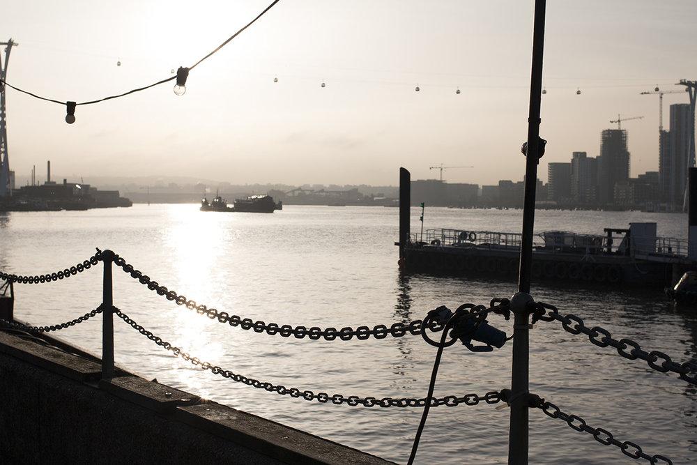 Trinity Buoy Wharf wedding | Photo Aesme Flowers
