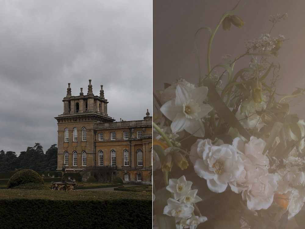 Wedding at Blenheim Palace | Aesme Flowers London