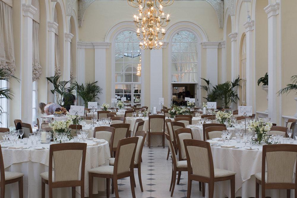 Wedding at Blenheim Palace | Aesme Flowers London