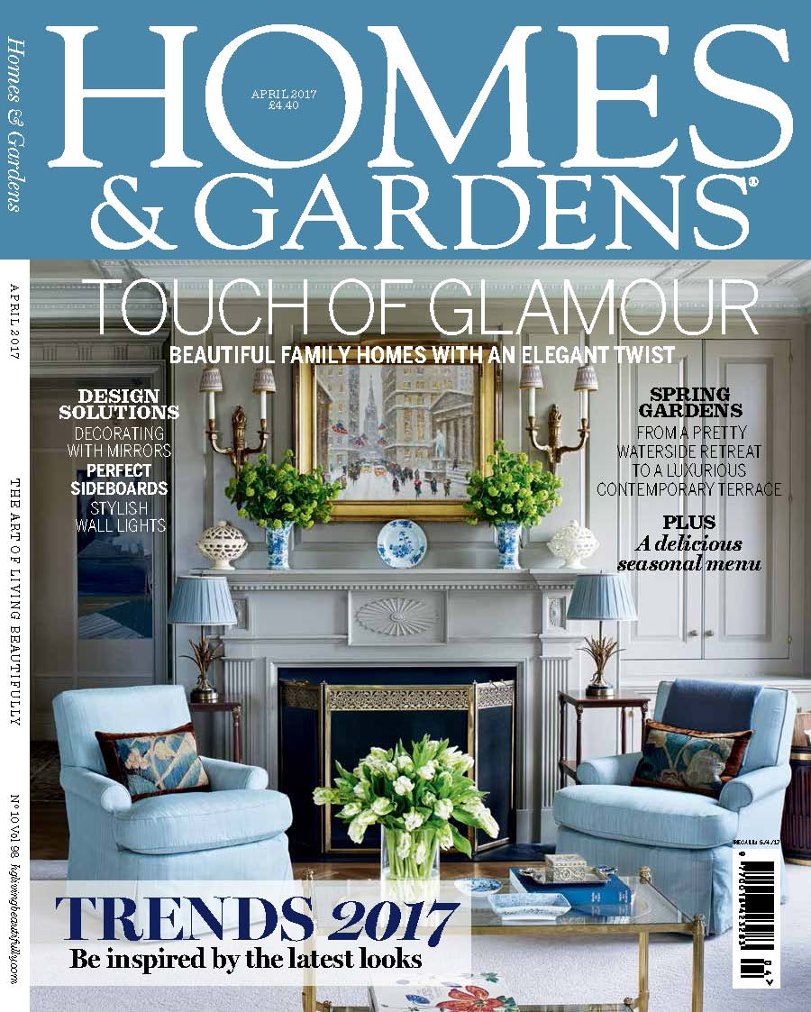Aesme Flower Studio featured in Homes & Gardens Movers and Shakers image by Alun Callender