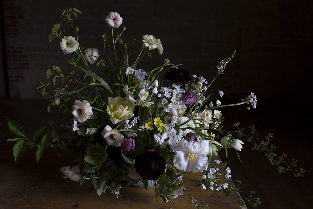 Marte Marie Forsberg Flowers, Food & Photography Spring 2017 | Aesme Flowers London