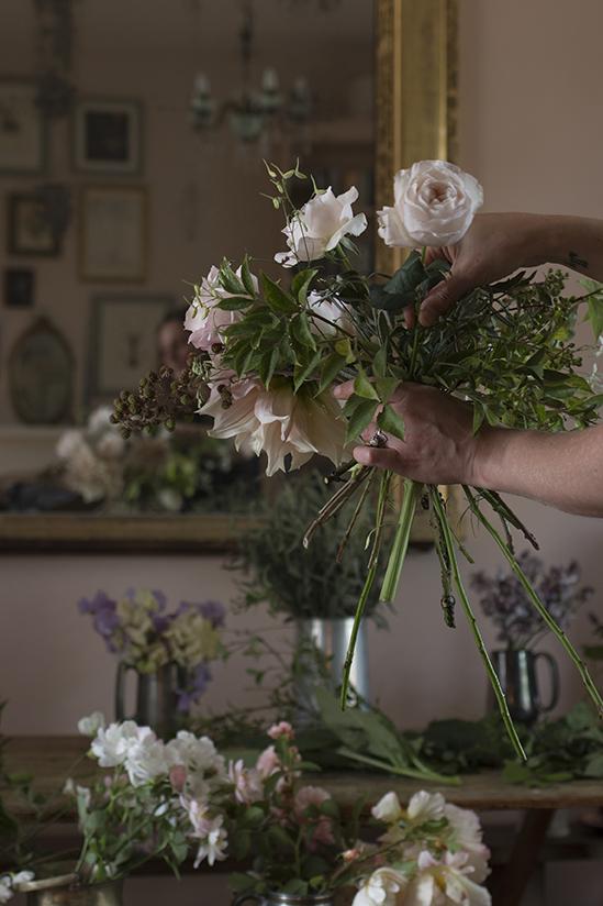 Bouquet class | Aesme Flowers London