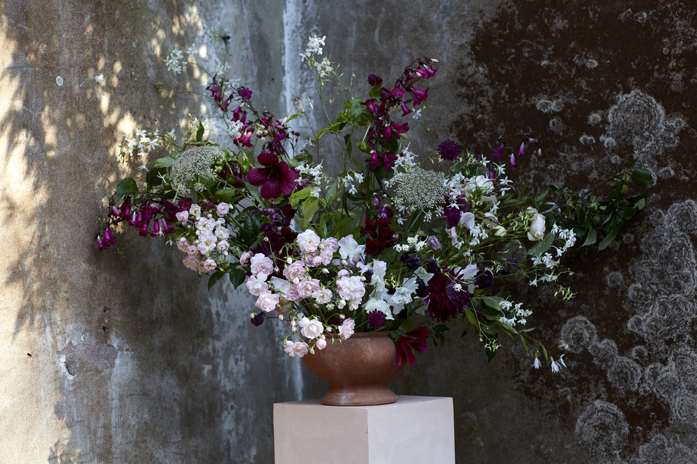 Aesme Floral Design Bloomsbury Retreat 2017 | Image by Kristin Perers