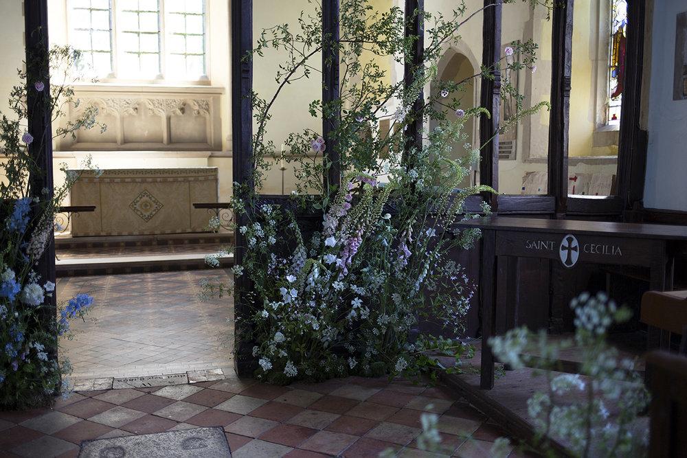 English Country Wedding Flowers | Aesme Flowers London