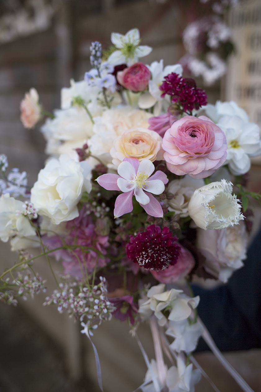 May bridal bouquet | Aesme Flowers London